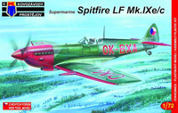 Supermarine Spitfire LF Mk.IXE/C, Czech Police, Greek Air Force, Italian Air Force 1/72