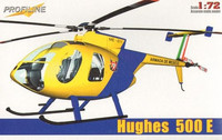 Hughes MD-500E with High Skis 1/72