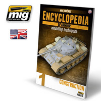 Encyclopedia of Armour Modelling Techniques Vol.1 Construction