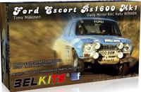 Ford Escort RS1600 Mk.I Mäkinen/Liddon 1/24