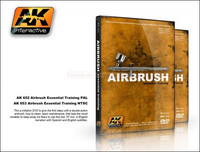 Airbrush Essential Training (PAL) Kesto 60 min