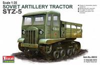 STZ-5 Soviet Artillery Tractor 1/35