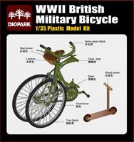 British Military Bicycle 1/35