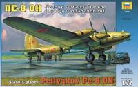 Petlyakov PE-8 Stalins Plane 1/72