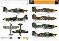 Hawker Hurricane Mk.I Finnish Service 1/72