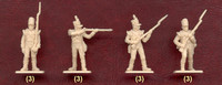 Napoleonic Wars British Infantry 1815 1/72