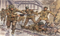 WW II British Red Devils 1/72