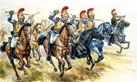 French heavy cavalry 1/72