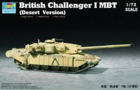 British Challenger 1MBT (Desert Version) 1/72