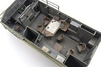 Rommel`s Mammoth DAK - AEC Armored Command Car 1/35