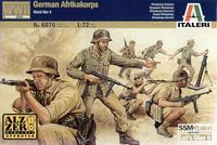 German Afrika Korps 1/72