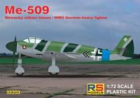Messerschmitt Me-509 1/72