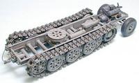 SdKfz 9 18t halftrack FAMO  1/35