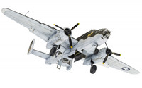 North-American B-25C/D Mitchell New Tooling 1/72