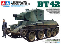 Finnish Army Assault Gun BT-42 1/35