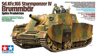 Sturmpanzer Brummbär Late Production 1/35