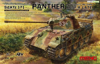 Panther Ausf.A SdKfz 171 Late 1/35