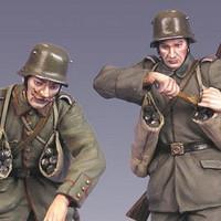 Steel Helmet M16 WWI Germany 1/35