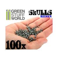 Human Skulls (Resin) 100 pcs