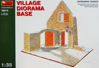 Village Diorama Base 1/35
