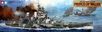 Prince of Wales British Battle Ship 1/350