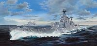HMS Hood British Battle Cruiser 1/200