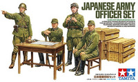 Japanese Army Officer Set 1/35