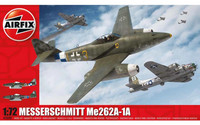 "Messerschmitt Me 262-1a Schwable ""New Tooling"" 1/72"
