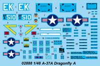 Cessna A-37A Dragonfly 1/48