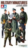 German Field Commander set 1/35