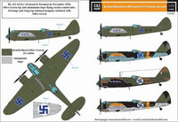 Bristol Blenheim Mk.I – Mk.II Finnish Air Force 1/72