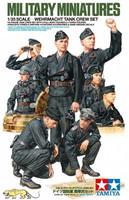 German Tank Crew Set 1/35