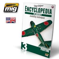 Encyclopedia of aircraft modelling Techinques vol.3 painting