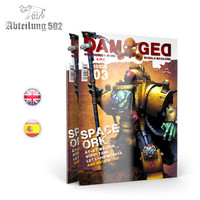 Damaged Magazine Vol.3