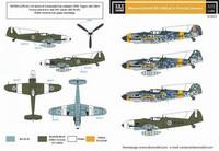 Messerschmitt Bf 109-G6, Finnish Service 1/72