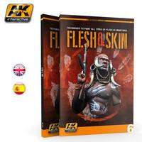 Flesh & Skin techniques AK Learning Series vol. 6