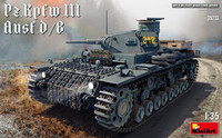 PzKpfw III Ausf.D/B 1/35