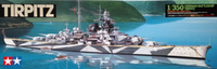TIRPITZ German Battle Ship 1/350