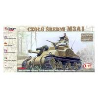 M3A1 Lee, Cast Hull 1/72