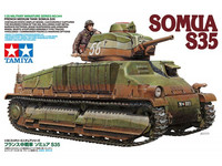 Somua S35 French Medium Tank 1/35