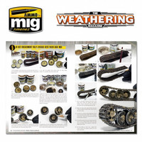 The Weathering Magazine 25, Wheels, tracks and surfaces