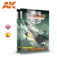 Aces High Vol.15 French Jet Fighters