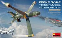 Focke-Wulf Triebflügel Interceptor 1/35