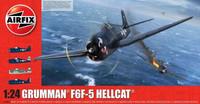 Grumman F6F-5 Hellcat  1/24