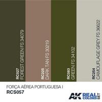 FORÇA AÉREA PORTUGUESA I 'WRAP-AROUND 1990S' (A-7 CORSAIR, FIAT G.91, AVIOCAR, FTB)