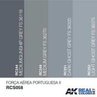 FORÇA AÉREA PORTUGUESA II 'FIGHTING FALCONS 1990S' (F-16 A/B)
