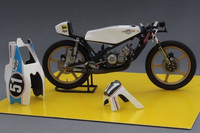 Morbidelli 125cc. 1976 Pier Paolo Bianchi version (Full kit). 1/12