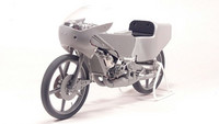 Garelli 125 cc. 1985 Fausto Gresini version (Full kit)  1/12