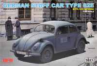 German Staff Car Type 82E with Full Interior	 1/35