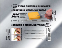 Carving & Modeling Tools